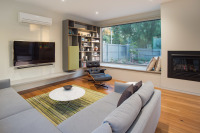 Gray Smith Architect Castlemaine house living area modern design