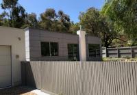 Gray Smith Architecture Lyttleton Residence front elevation