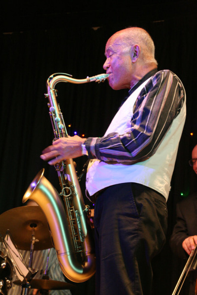 Art Themen Robertsbridge Jazz Club 12th November 2015