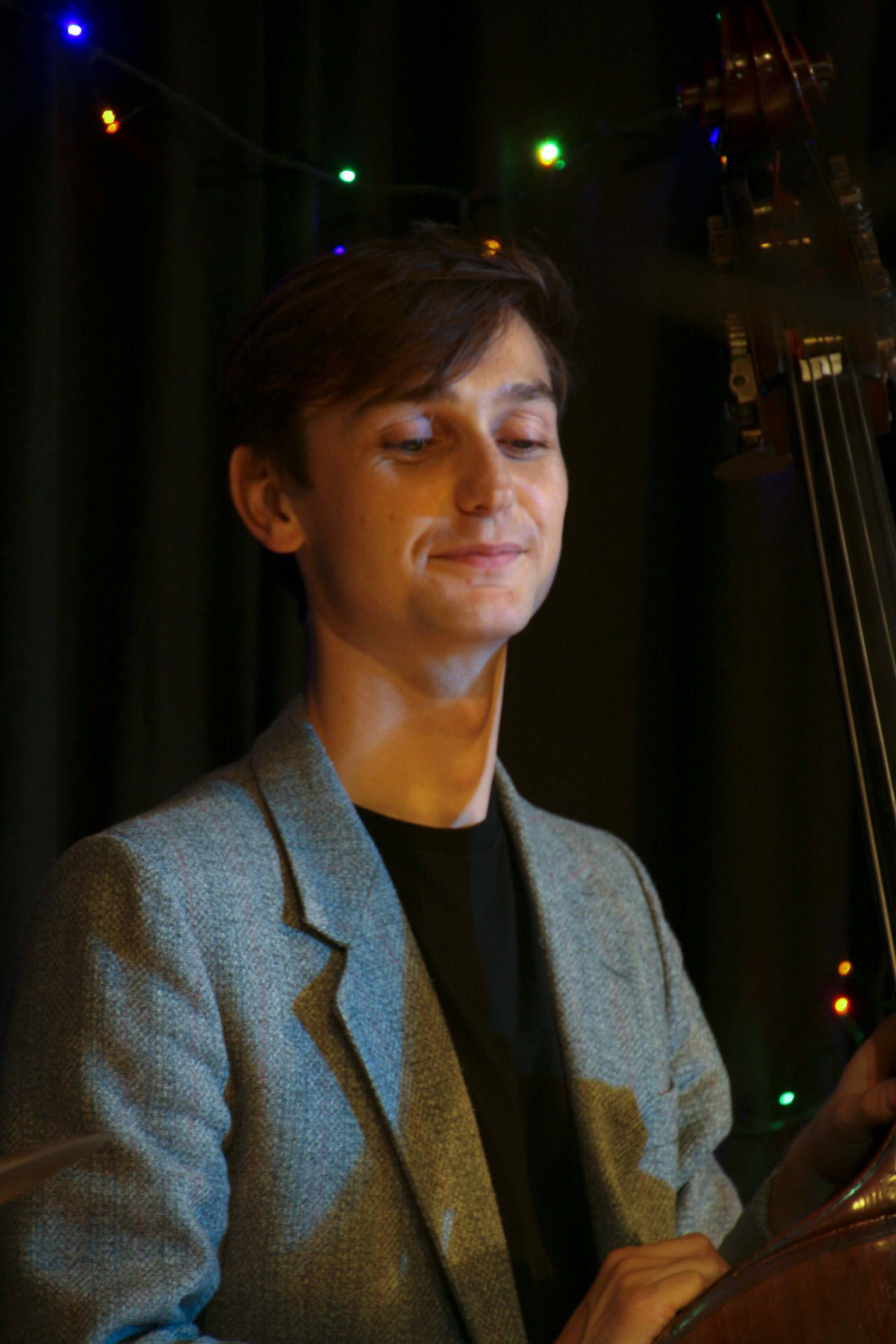 Adam King Robertsbridge Jazz Club 8th October 2015