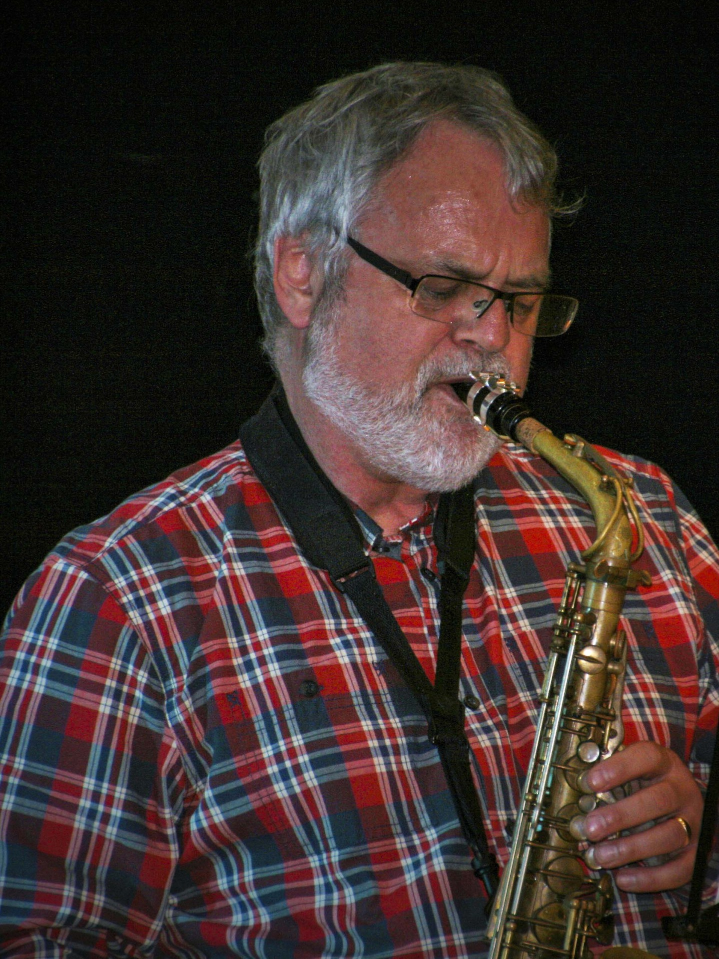 Nick Rodwell Robertsbridge Jazz Club 14th May 2015