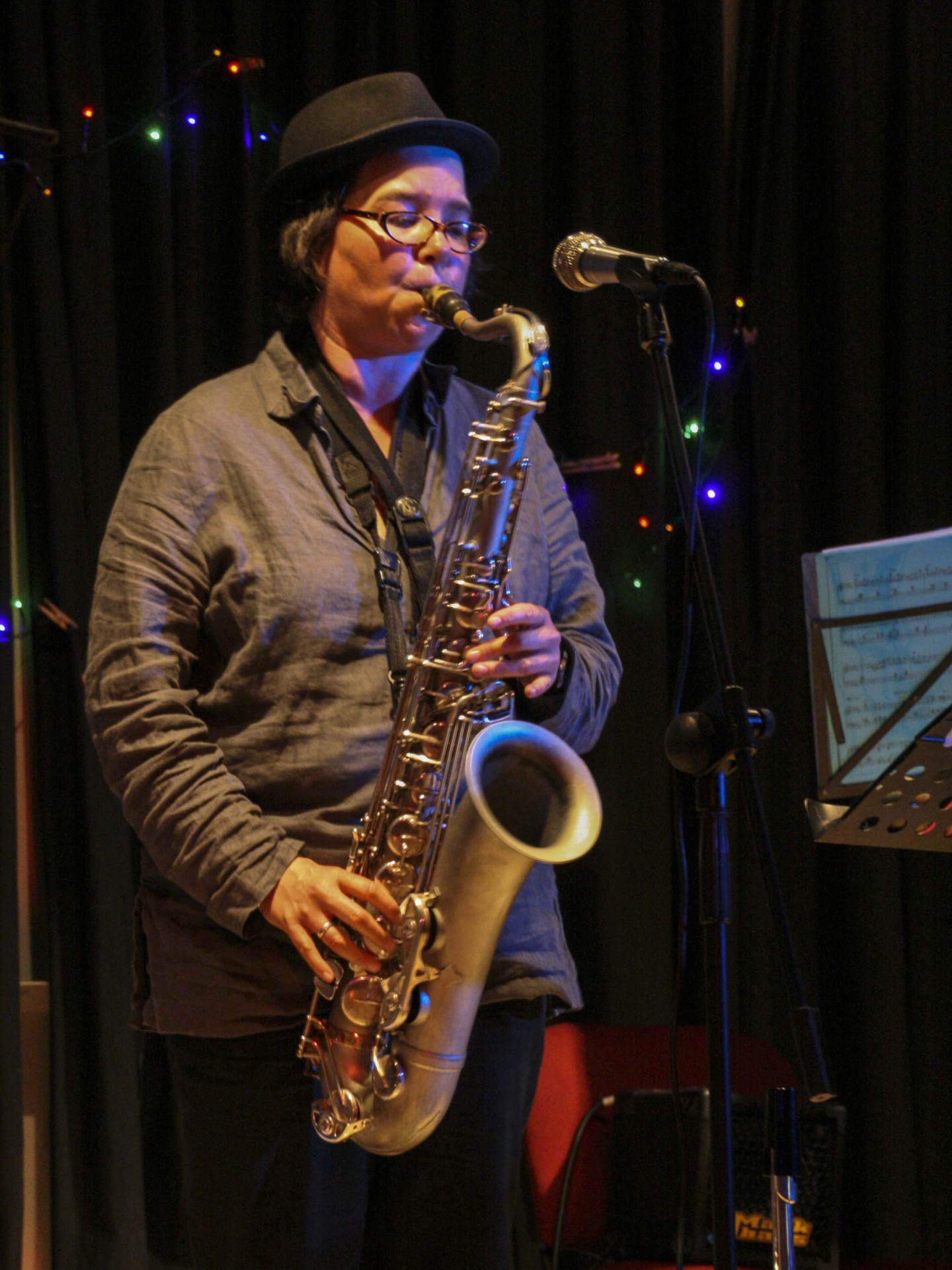 Charlotte Glasson Robertsbridge Jazz Club 11th June 2015