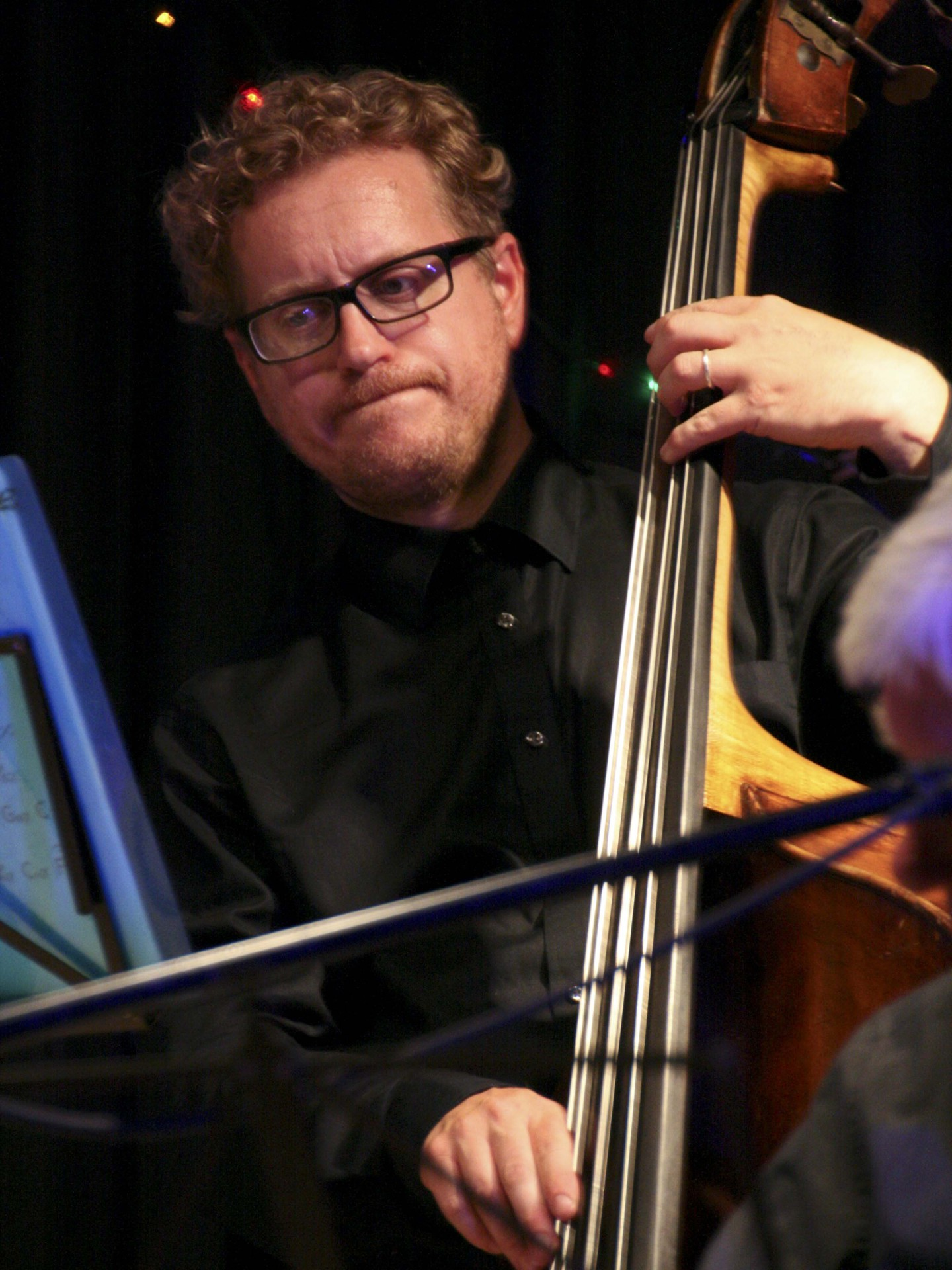 George Trebar Robertsbridge Jazz Club 11th June 2015