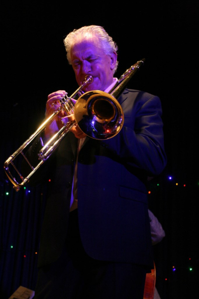 Gordon Campbell Robertsbridge Jazz Club 8th October 2015