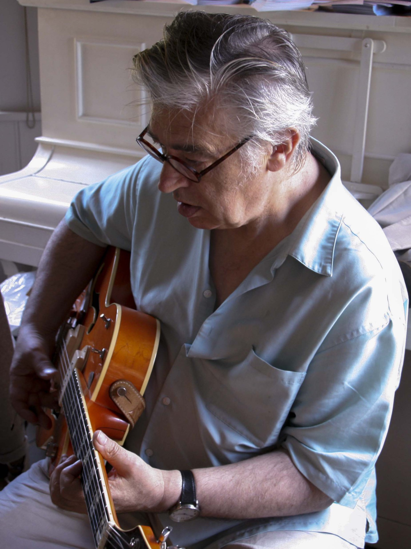 Chris Spedding at The Lamb Piltdown