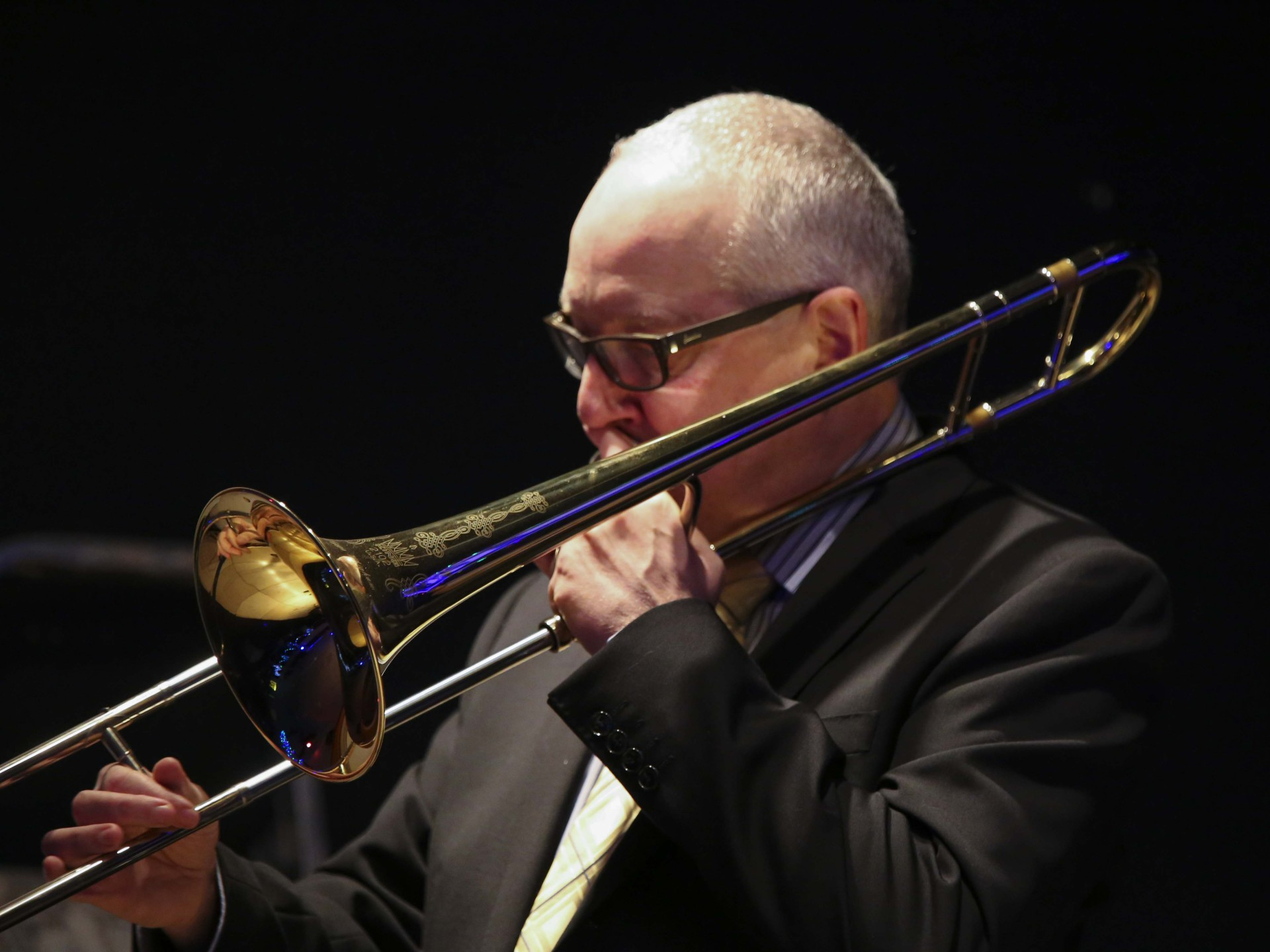 Mike Hext Robertsbridge Jazz Club  January 2016