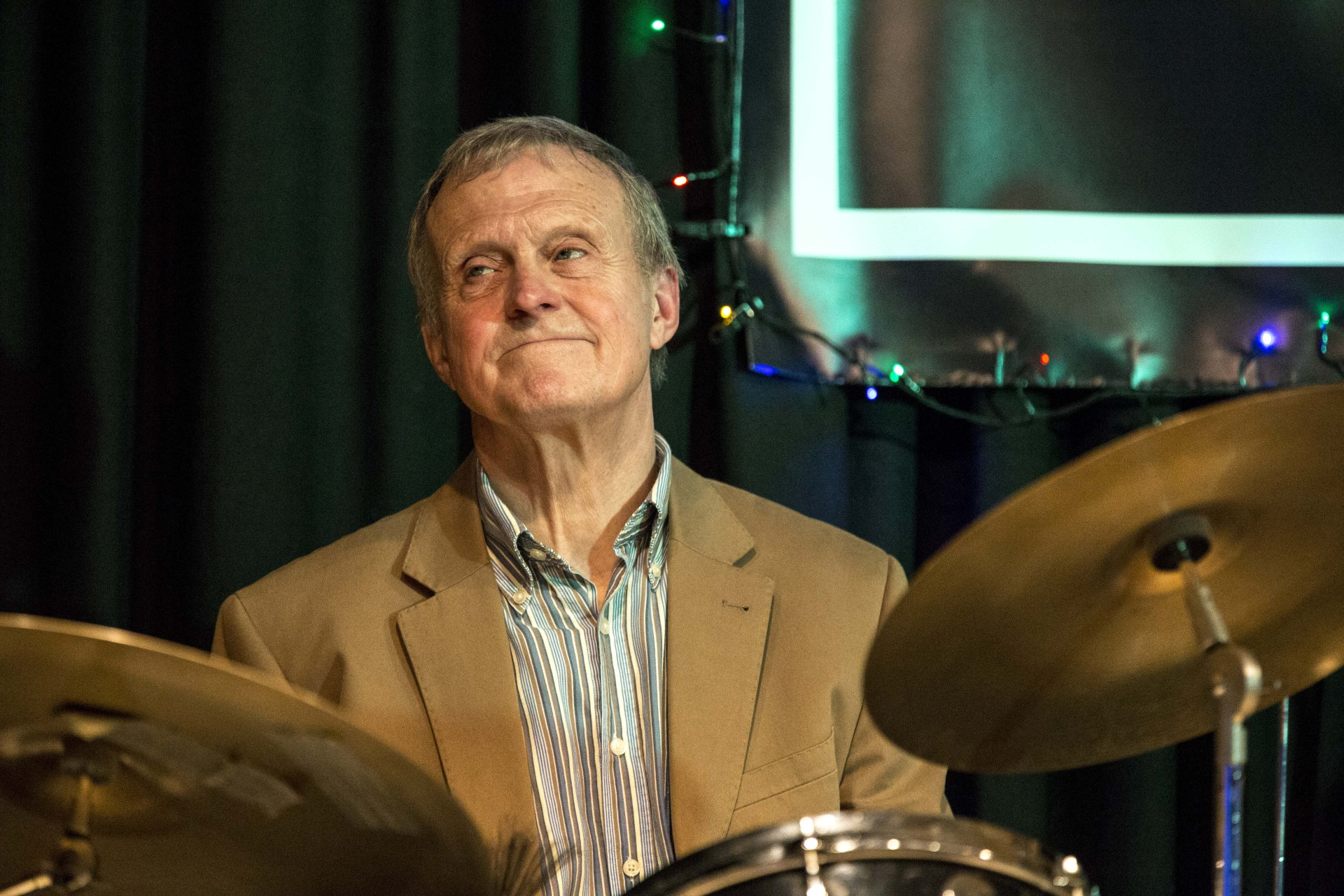 Pete Beament Robertsbridge Jazz Club January 2016
