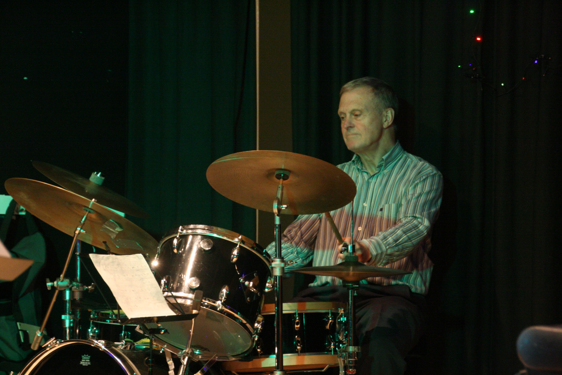 Pete Beament Robertsbridge Jazz Club