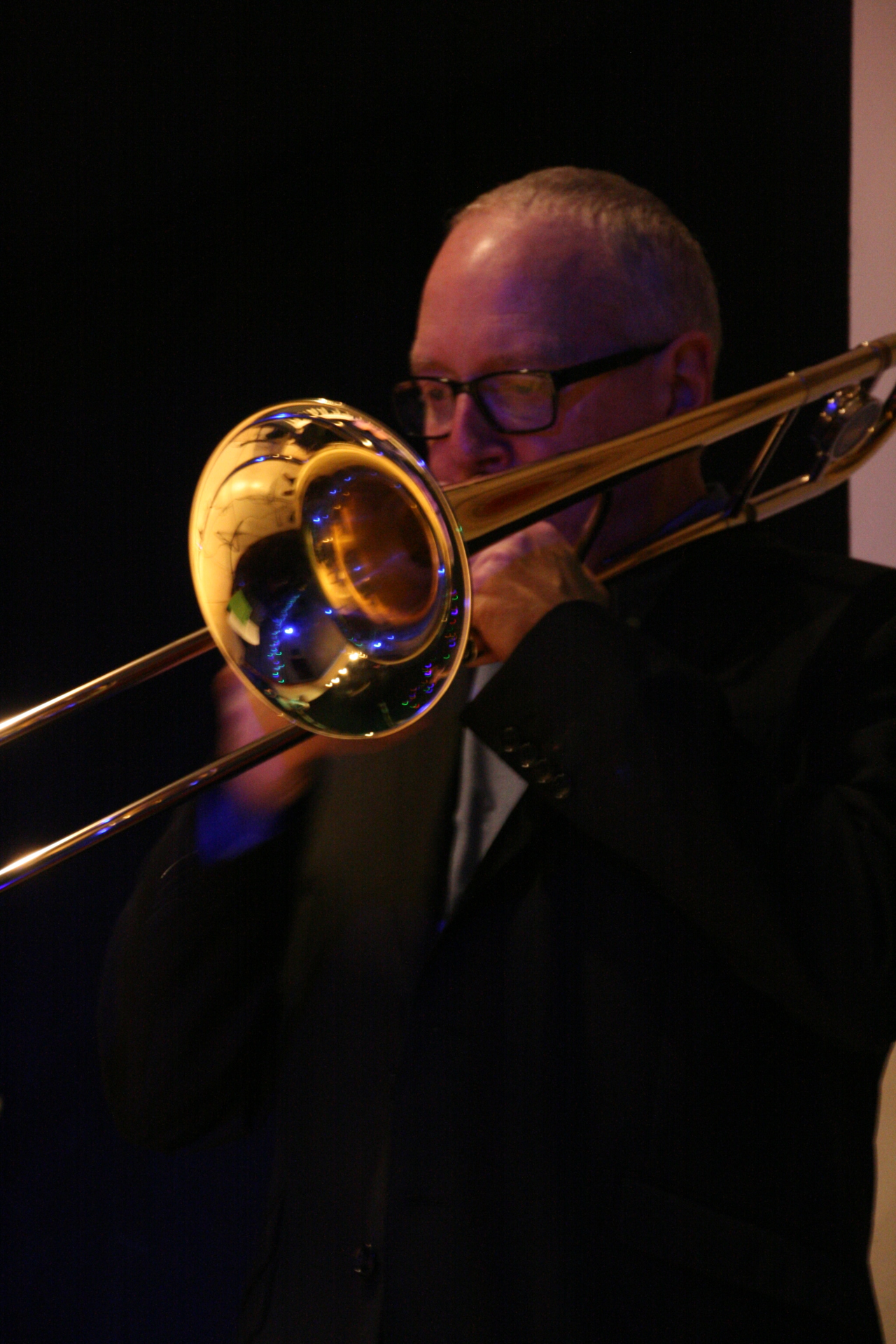 Mike Hext Robertsbridge Jazz Club
