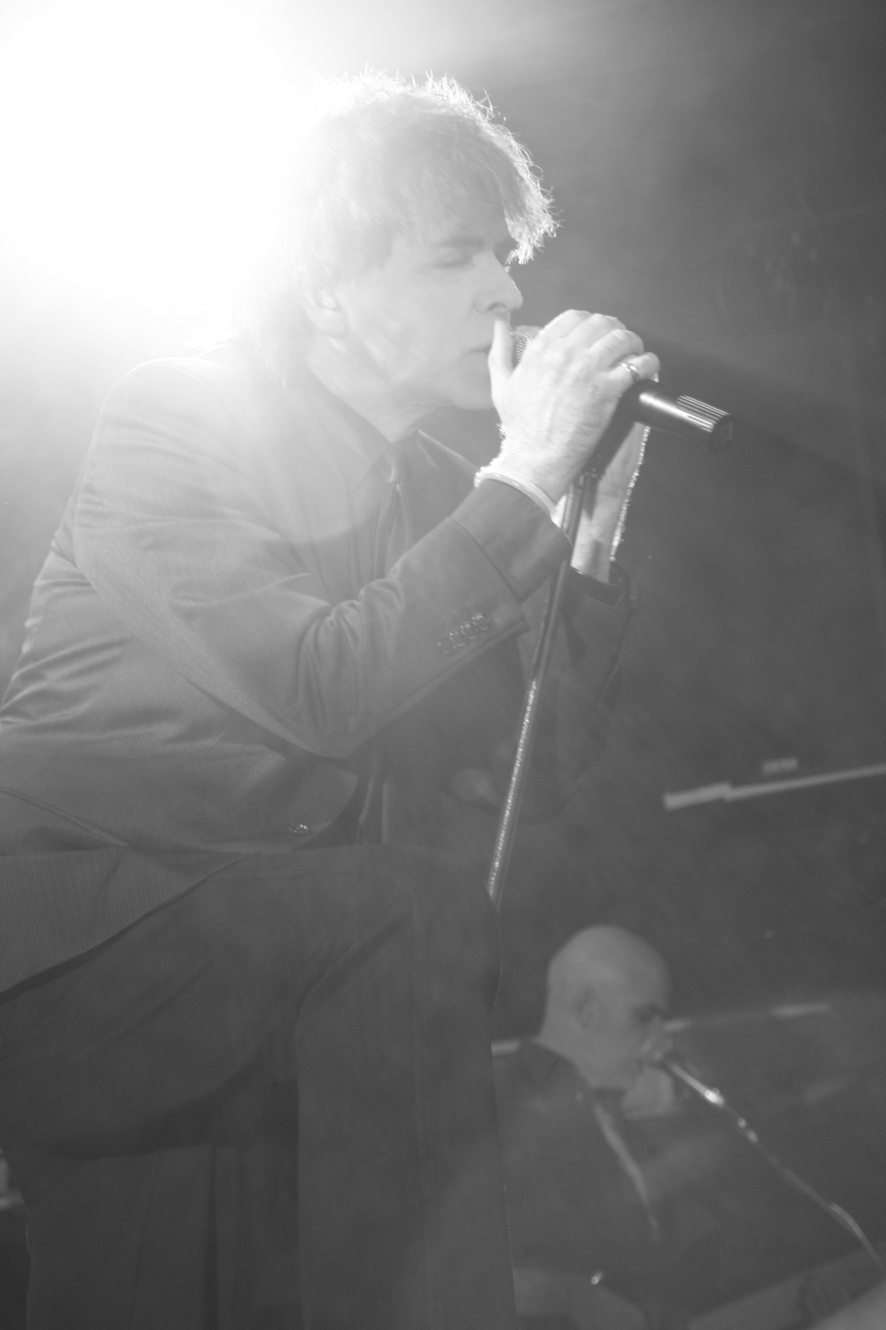 Pete Nicholls Lead Vocal IQ Islington