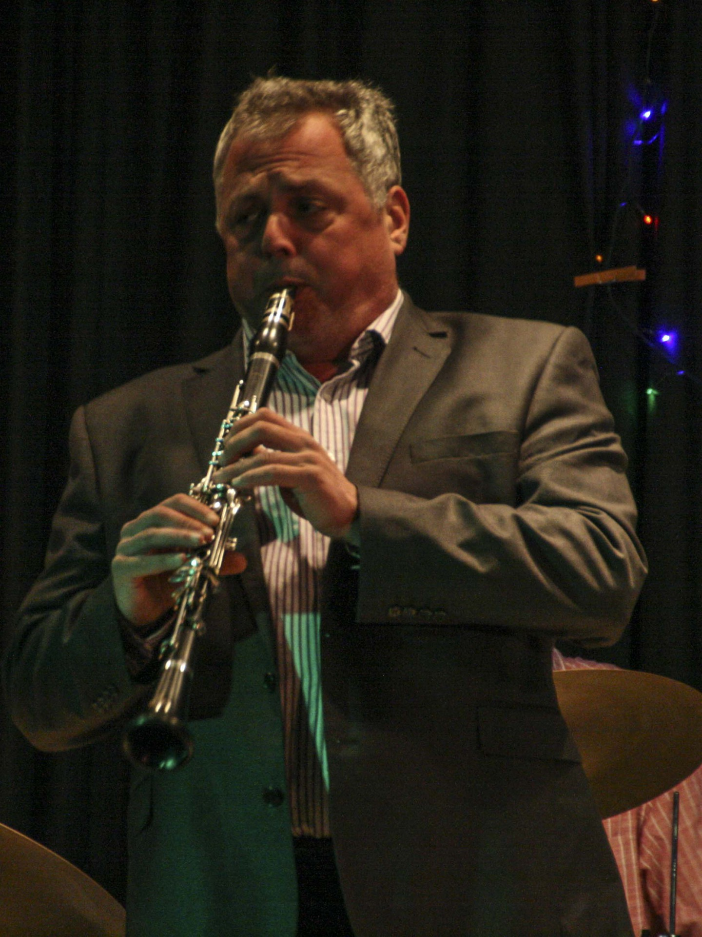 Peter Long Robertsbridge Jazz Club