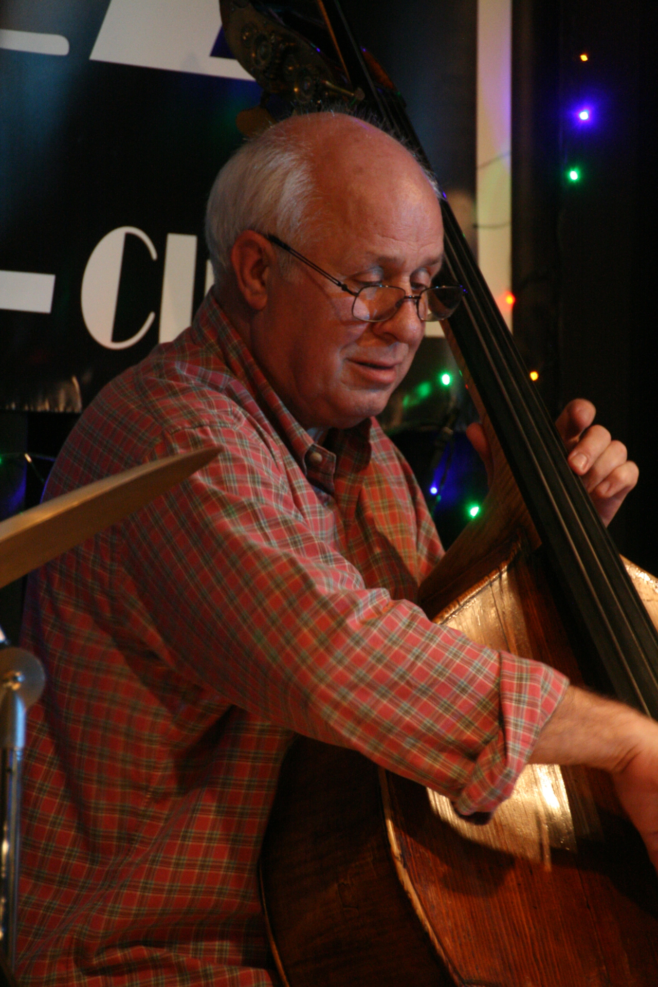 Chris Laurance Robertsbridge Jazz Club