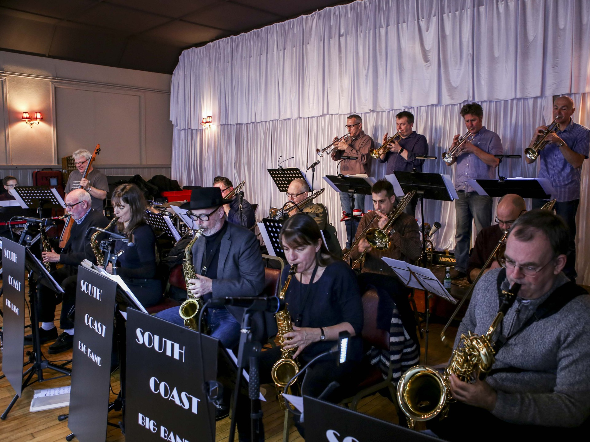 The South Coast Big Band