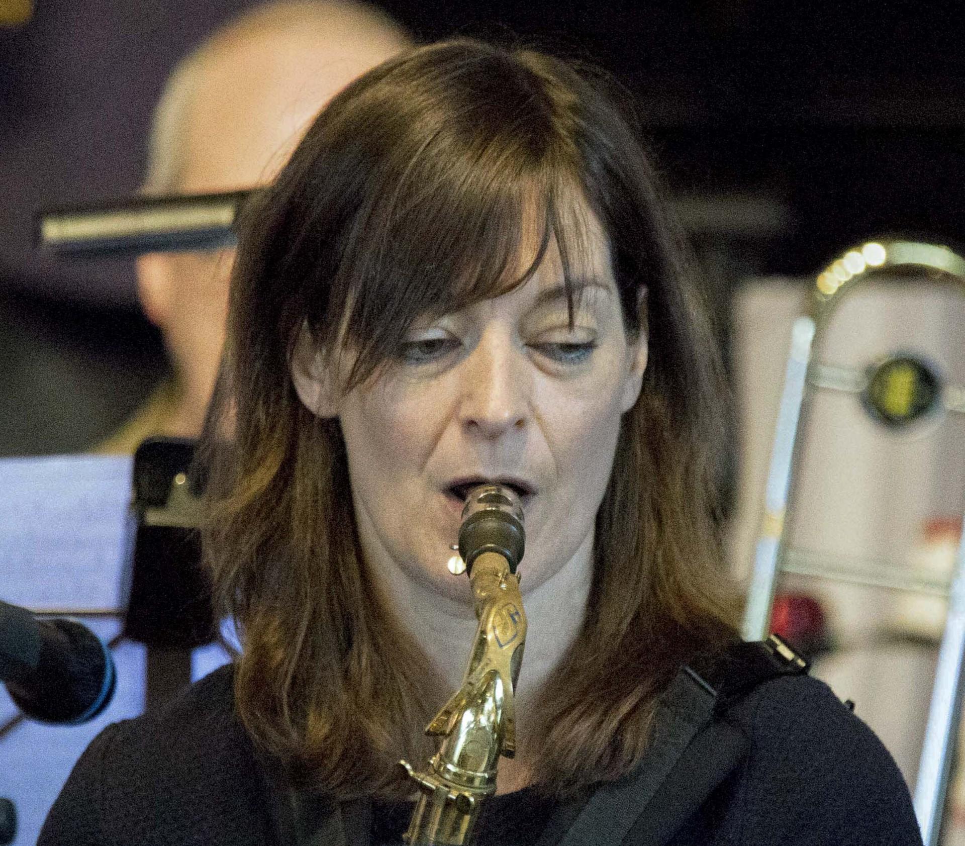 Jane Tuff Jazz Muscian