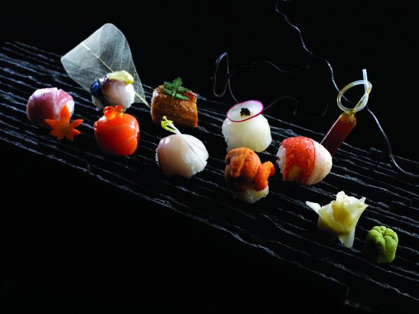 Jaking Sushi