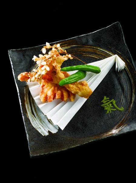 Fugu Course @ Mikuni
