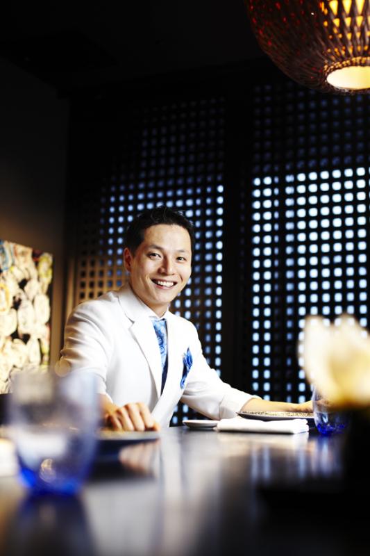 Chef Moon at Fairmont Singapore