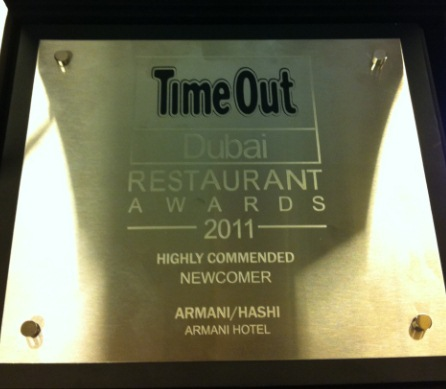 Best New Restaurant 2011