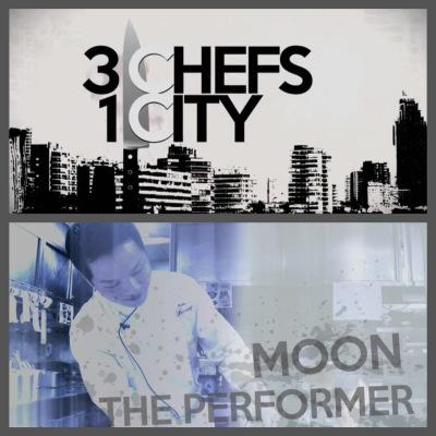 3 Chefs 1 City 2014