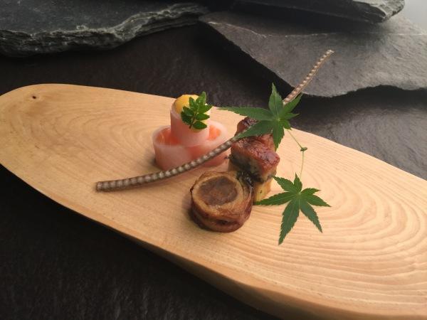 BBQ Eel Promotion