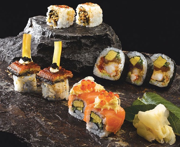 Mix Maki Sushi