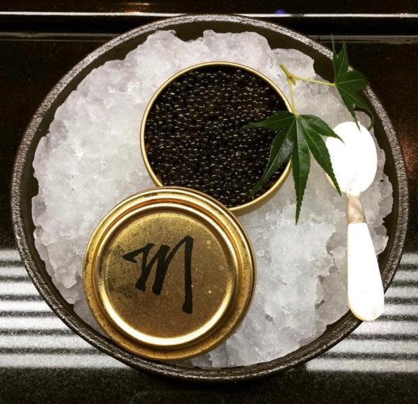 Hokkaido Zuwai Kani with Caviar