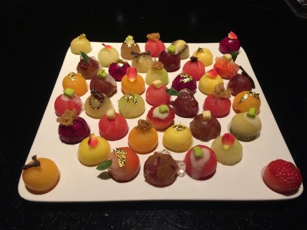 42 kinds of Fruits