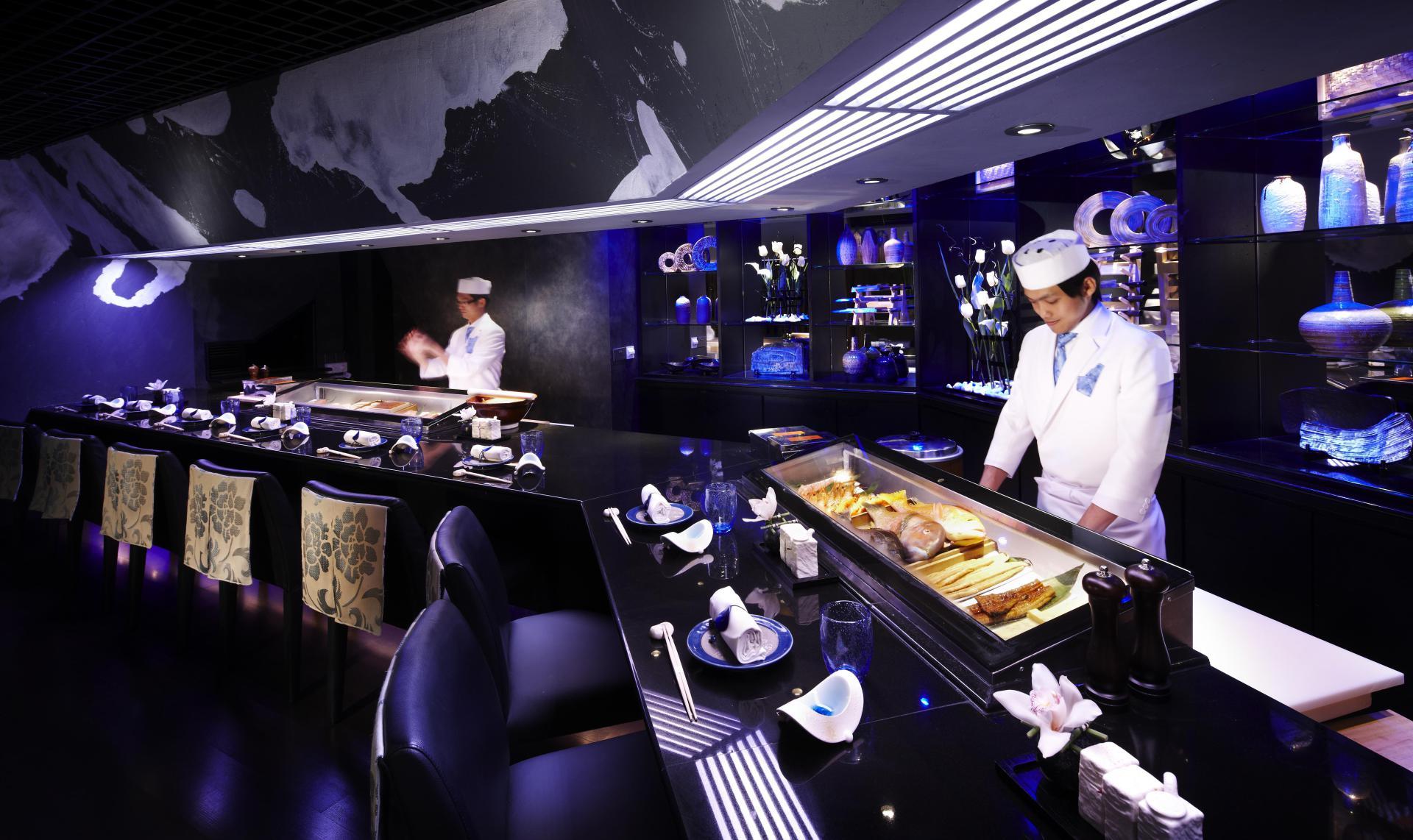 Sushi Counter @MIKUNI
