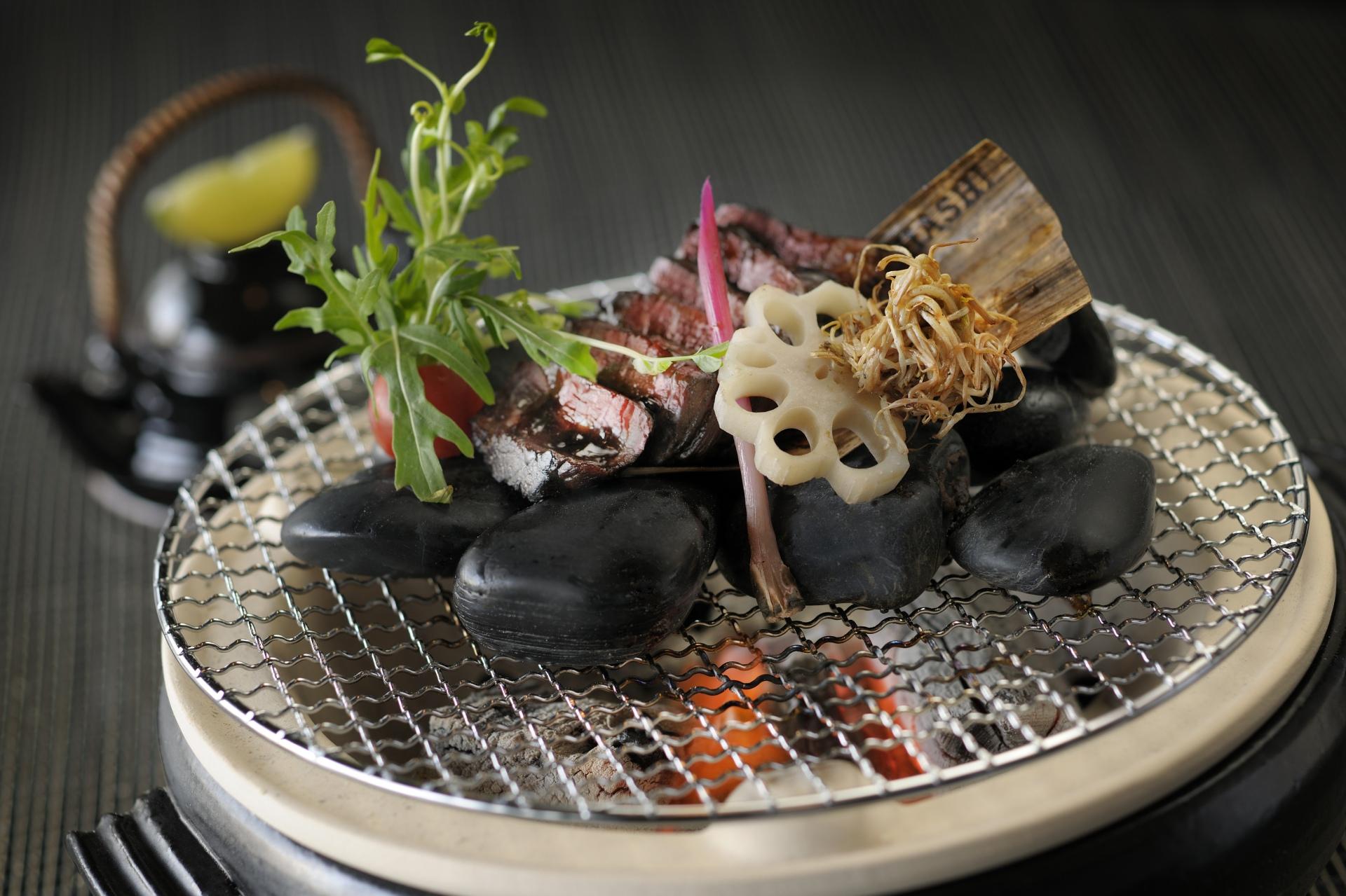 Robatayaki Beef