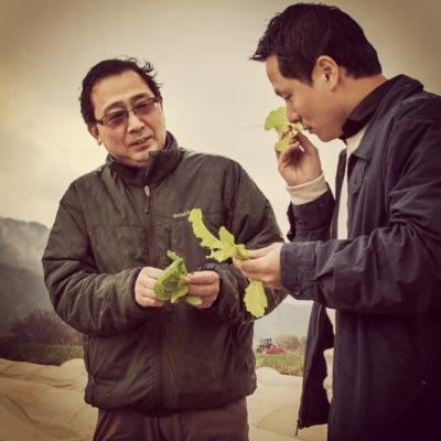 Master Chef Esaki + Chef Moon
