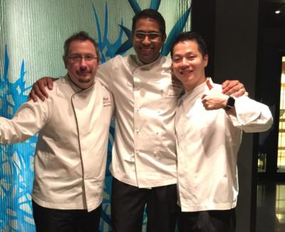 Chef @ Fairmont Hotel
