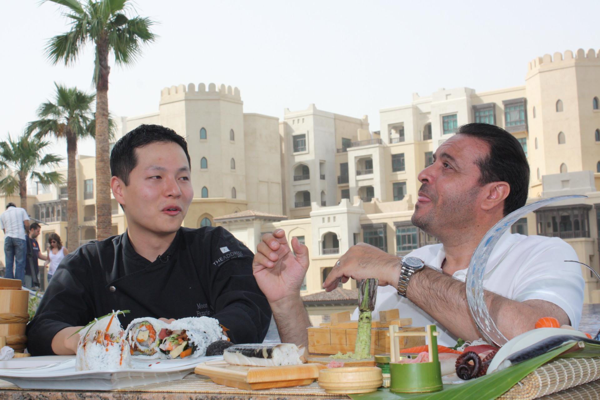 Dubai TV @ TheAddress Hotel Dubai