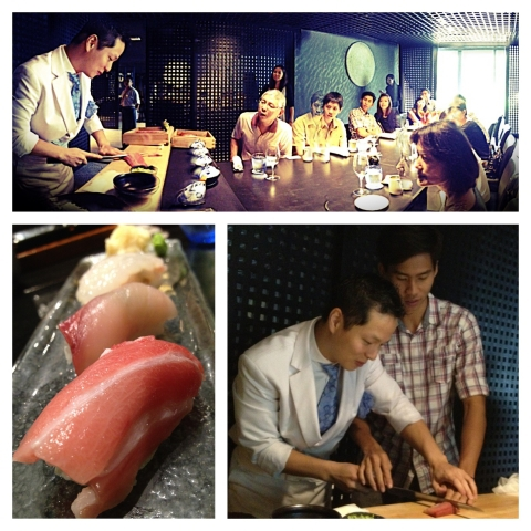 Cooking Class with FM 98
