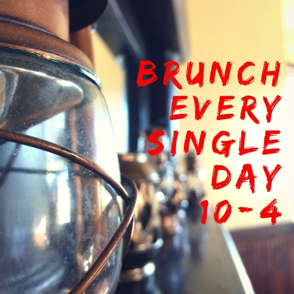 brunch, breakfast, lunch, St. John's, Newfoundland, seafood, eggs Benedict, fish cakes, local seafood, brunch everyday