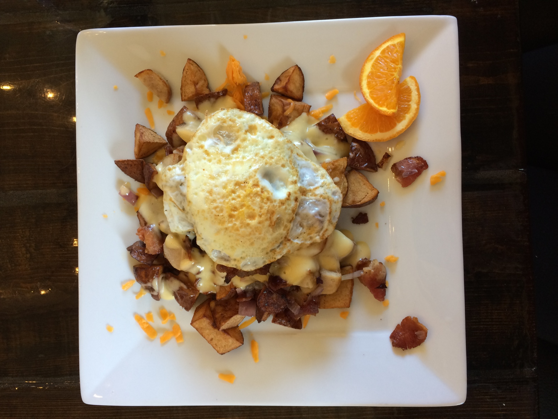 breakfast, brunch, poutine, egg, bacon, sausage, St. John's, best brunch in St. John's