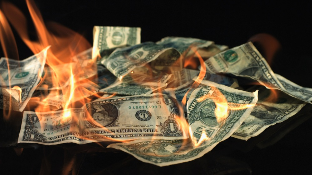 Service fees explained.. or do you have money to burn?