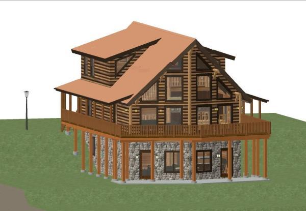 "Future  ""Ridge View Lodge"""