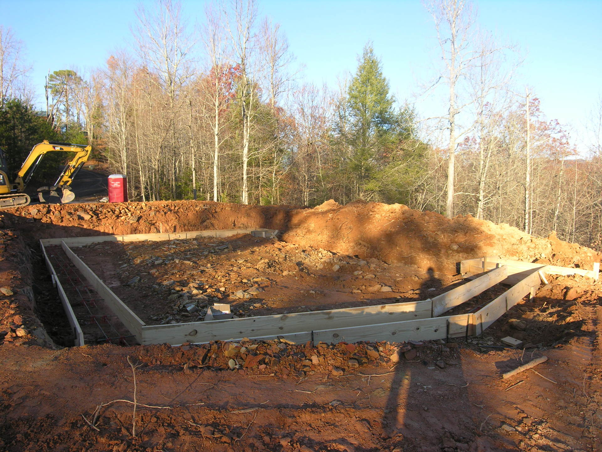 Ridge View Lodge - Footers