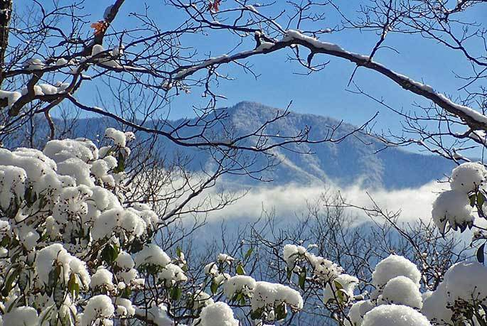 Smoky mountains winter travel advice