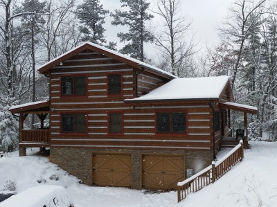 Appalachian Escape cabin Fall/Winter Sale - ANY 3 nights