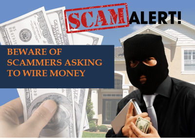 Don't fall for vacation rental scams