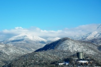 Winter travel in Gatlinburg