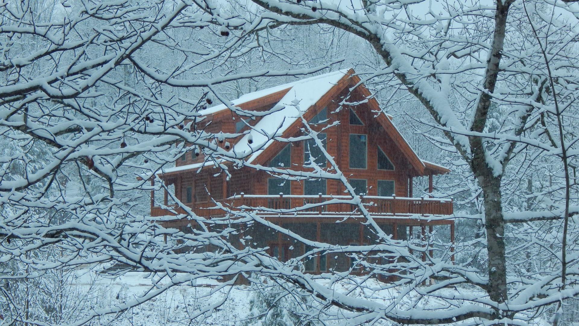 Ridge View Lodge Smoky Mountains Log Cabin