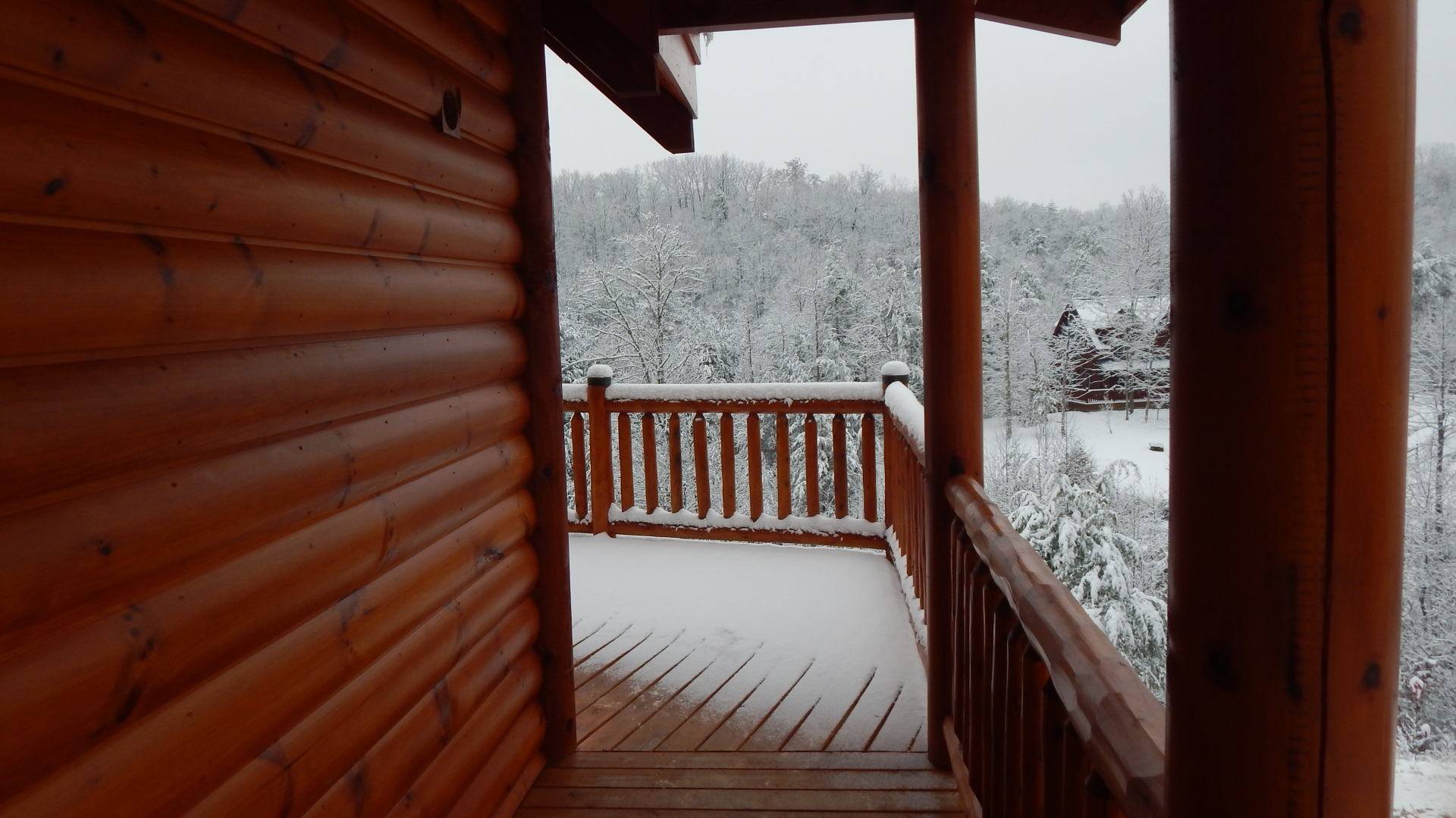 Ridge view lodge new 5 bedroom gatlinburg cabin by owner
