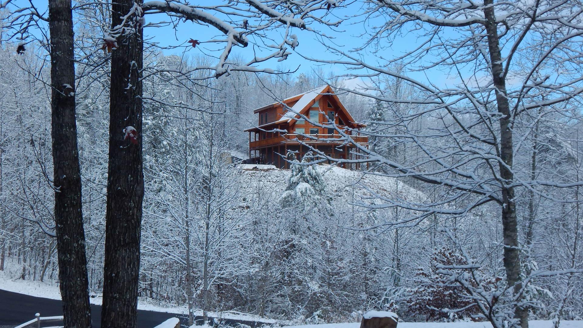 Ridge view Lodge by owner cabin Gatlinburg Pigeon Forge