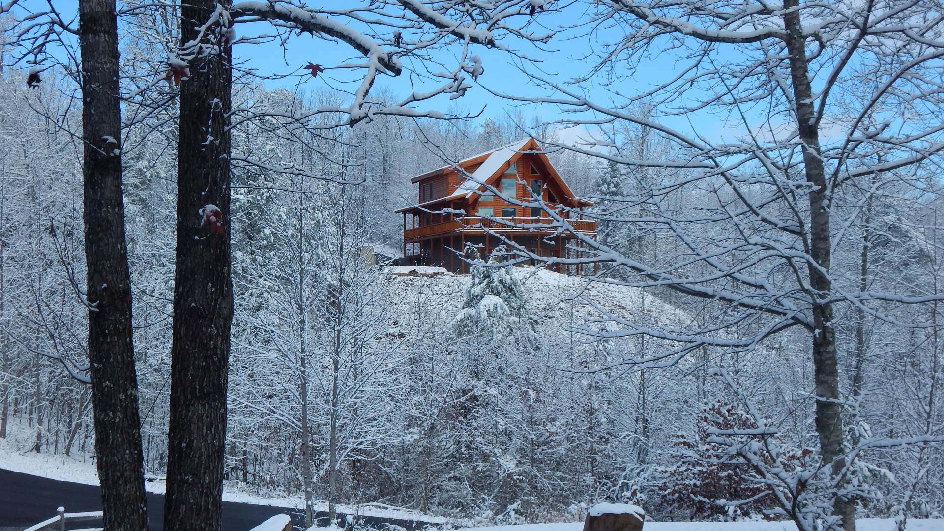 Ridge view Lodge by owner cabin Gatlinburg Pigeon Forge
