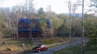 Blue Mountain Lodge 4 bd cabin vacation rental  Gatlinburg Pigeon Forge