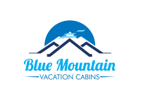 Blue Mountain Cabins Logo