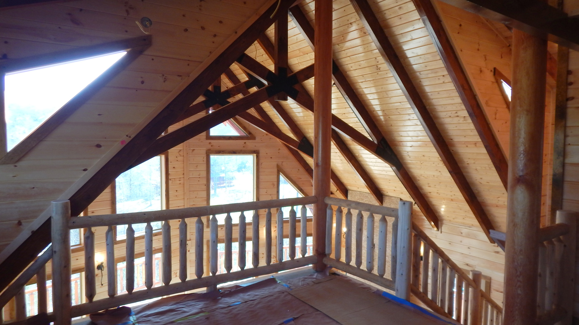 Ridge view lodge 2nd floor loft