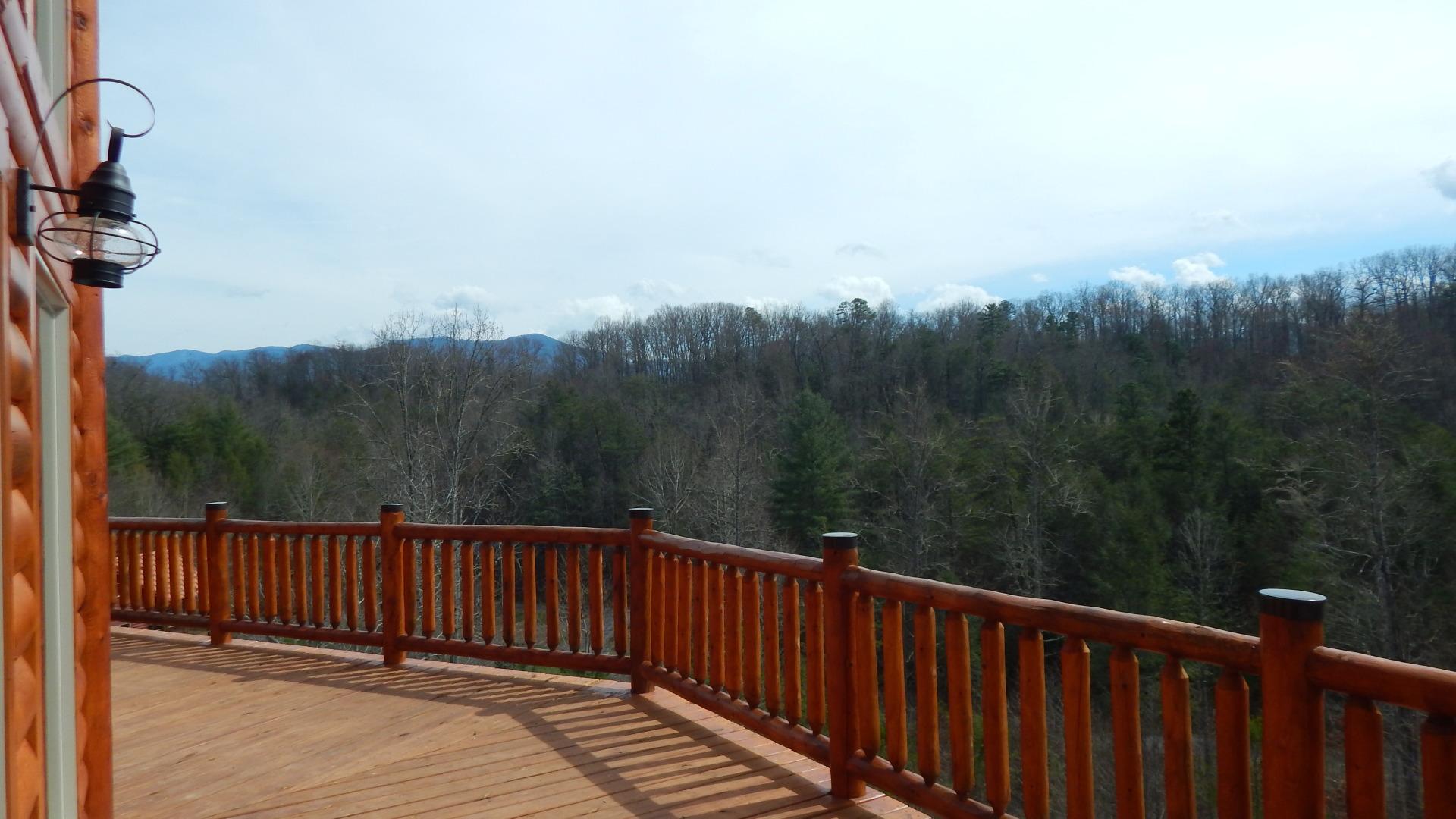 Ridge view lodge mountain view cabin galinburg